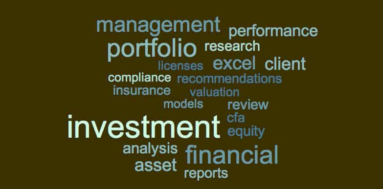 Resume Keywords for the Finance Industry