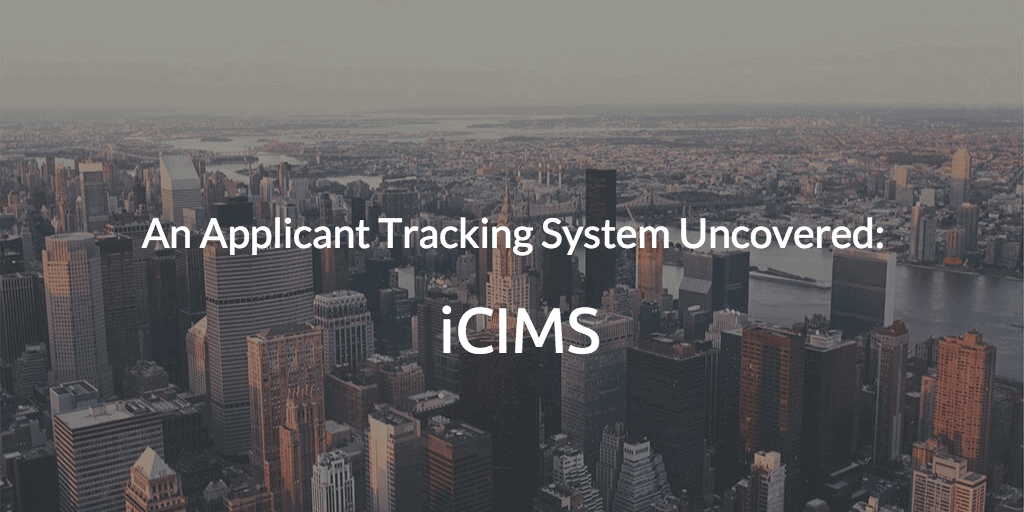Application Tracking System iCIMs