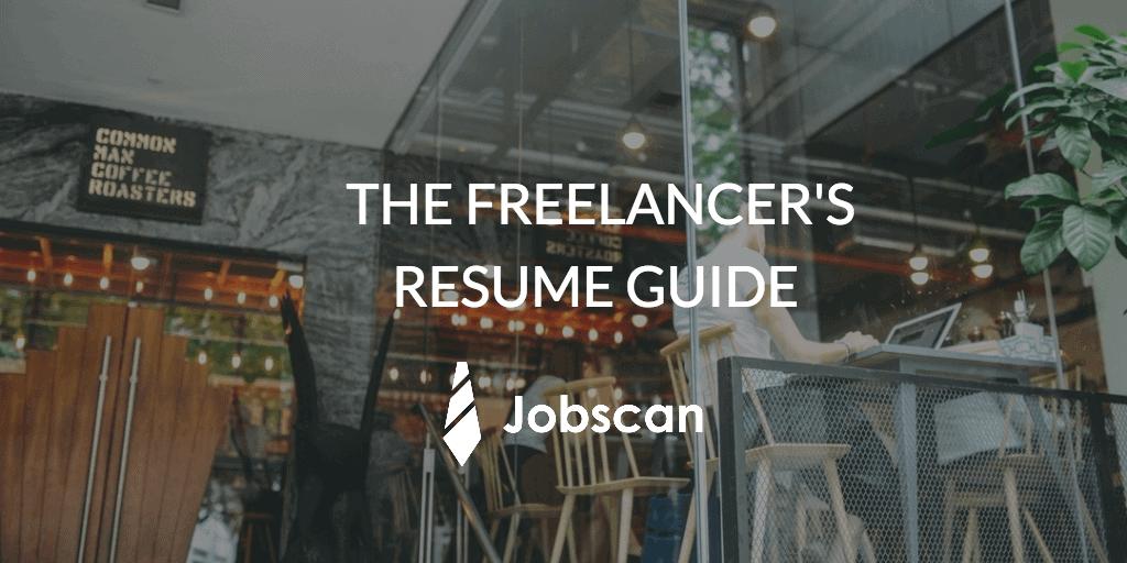freelancer resume tips