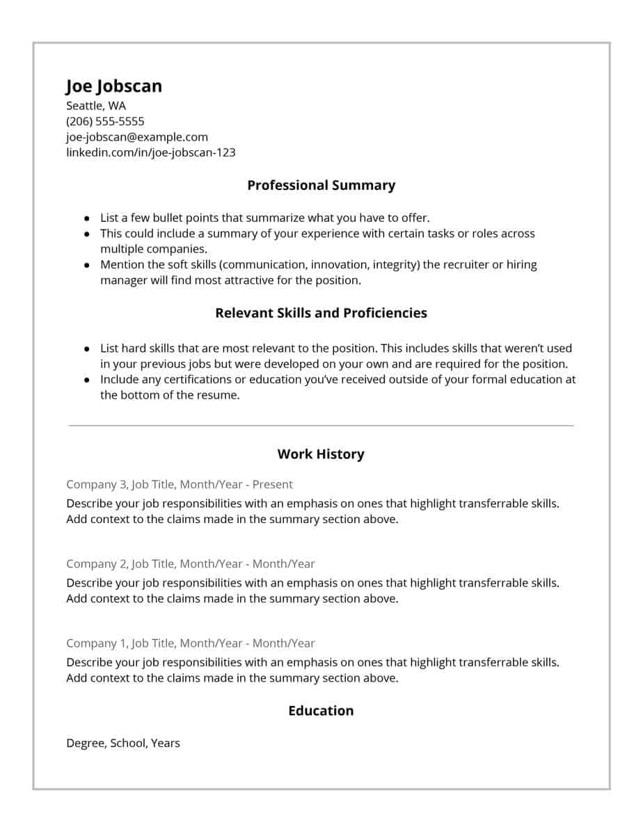 hybridresumetemplate  jobscan blog