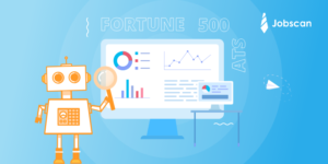 Fortune 500 ATS market share 2019