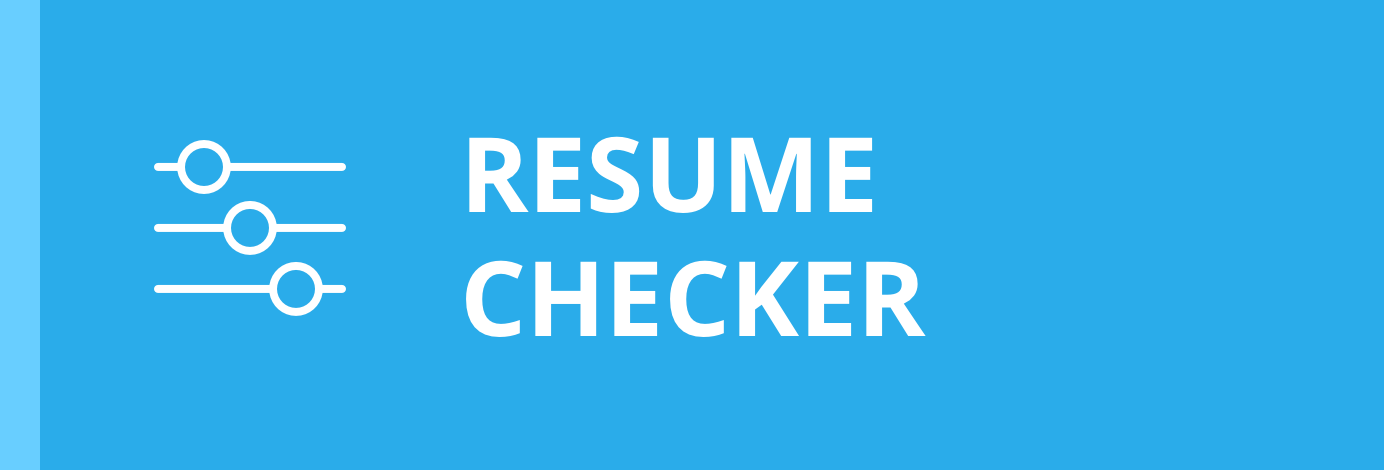 Jobscan Resume Checker