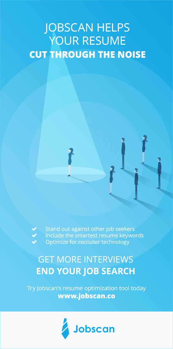 Fast Job Search and Resume Optimization with Jobscan