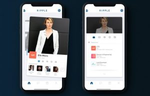 Ripple is a great app for career networking and job search.