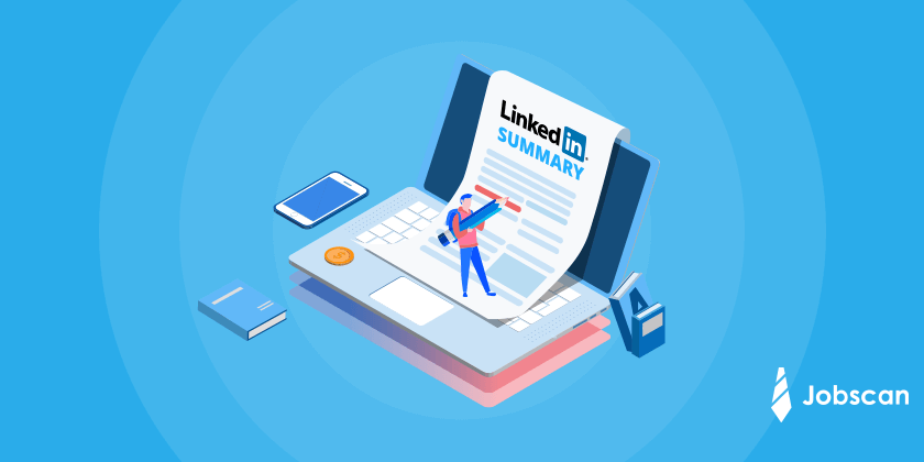 how to write a linkedin summary with examples
