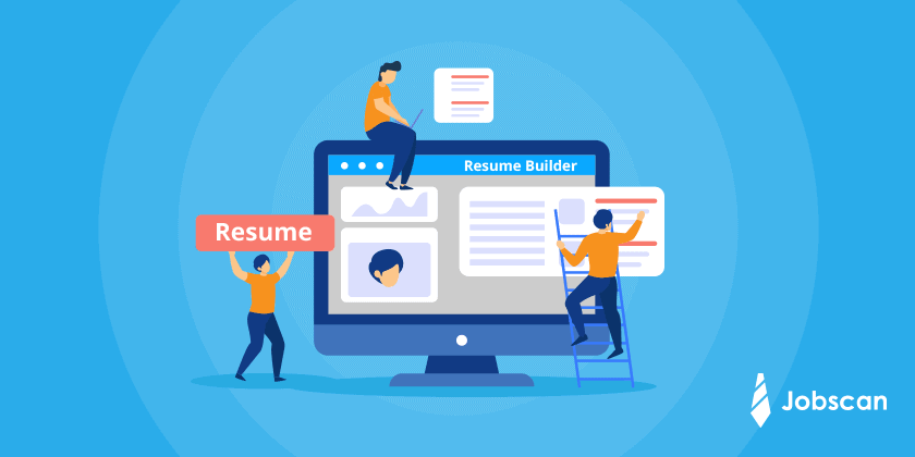 free resume builder examples
