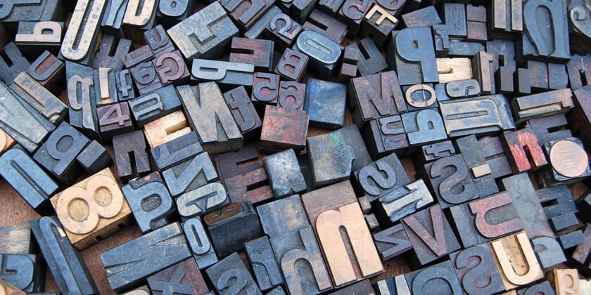How to choose a font for your resume.