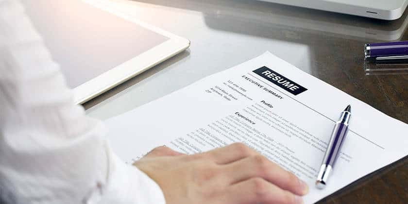 Resume Sections What You Need And Where You Need Them