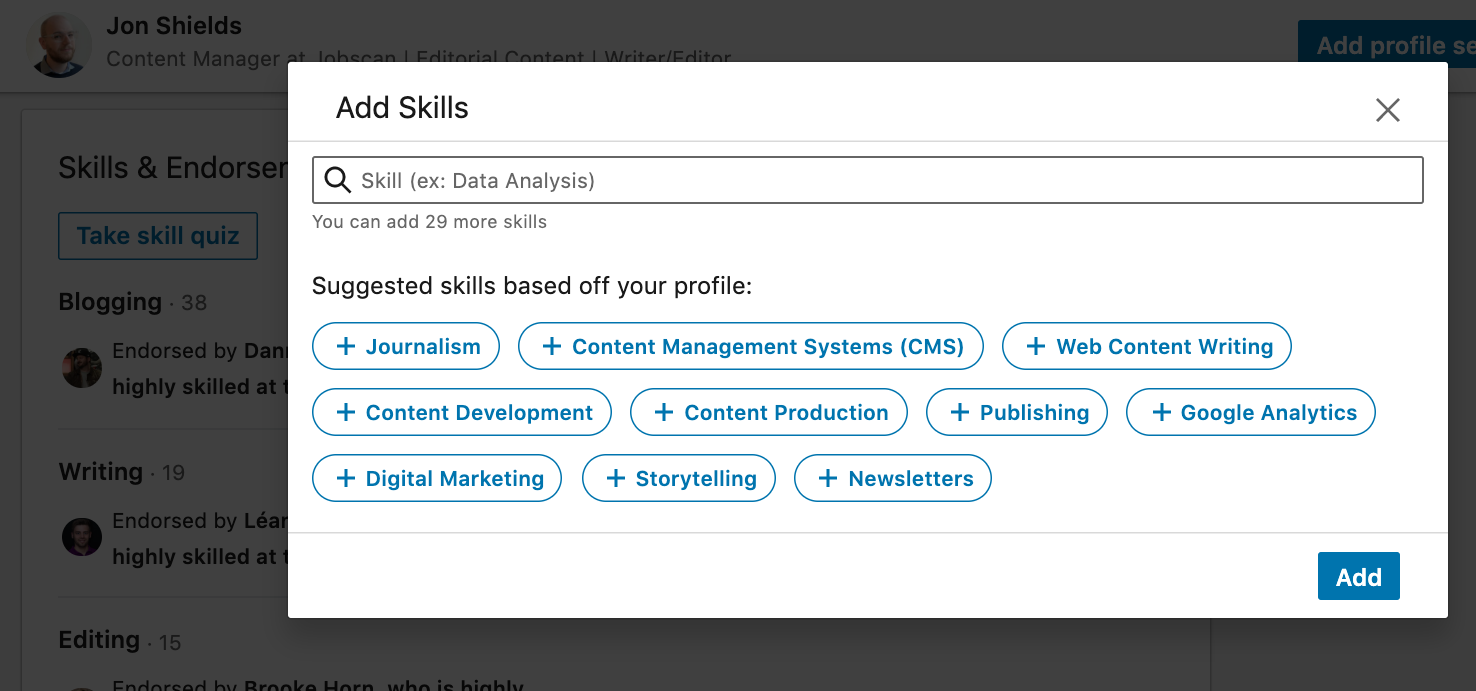 LinkedIn-skills-endorse