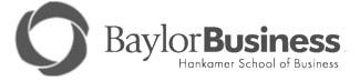 Baylor Business